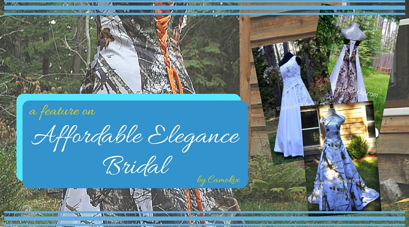 31 Camo Wedding Dresses And Bridesmaid Dresses Camo Wedding