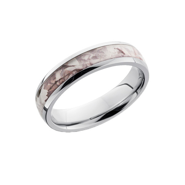 Snow Camo Ring for Her