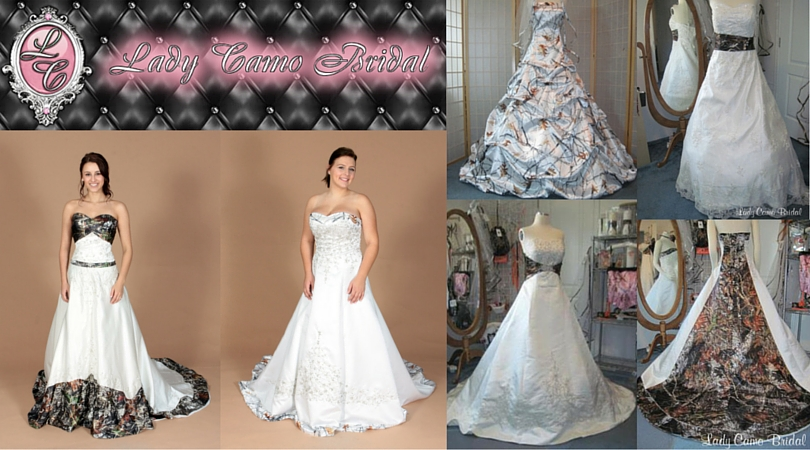 Places to Buy Camo Wedding Dresses - CAMOKIX